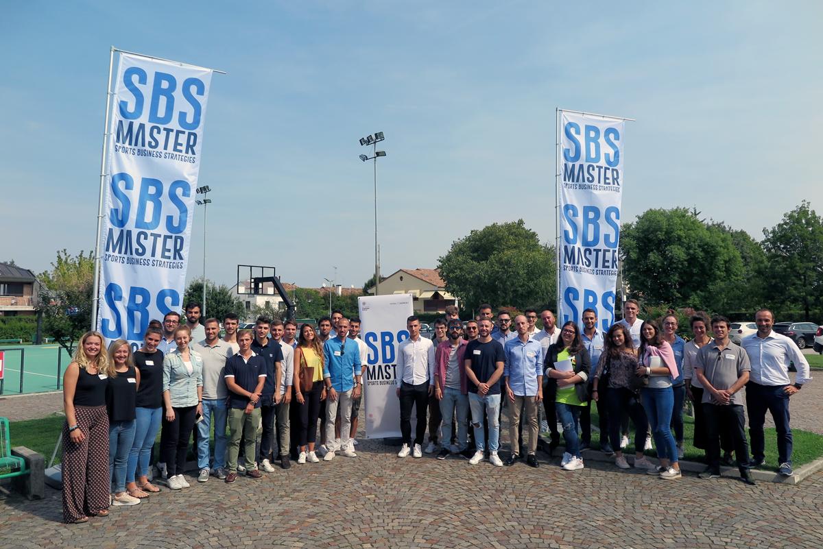 Master SBS XIV edizione primo giorno
