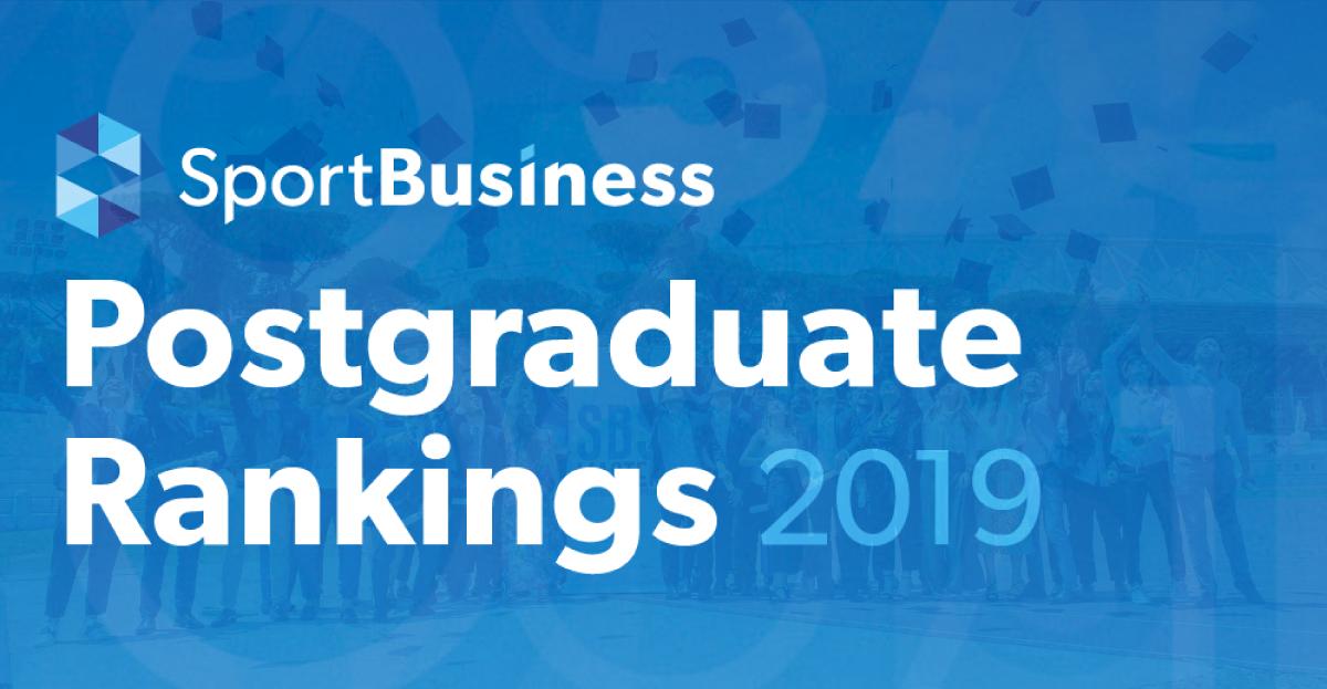 Master SBS Postgraduate Ranking 2019