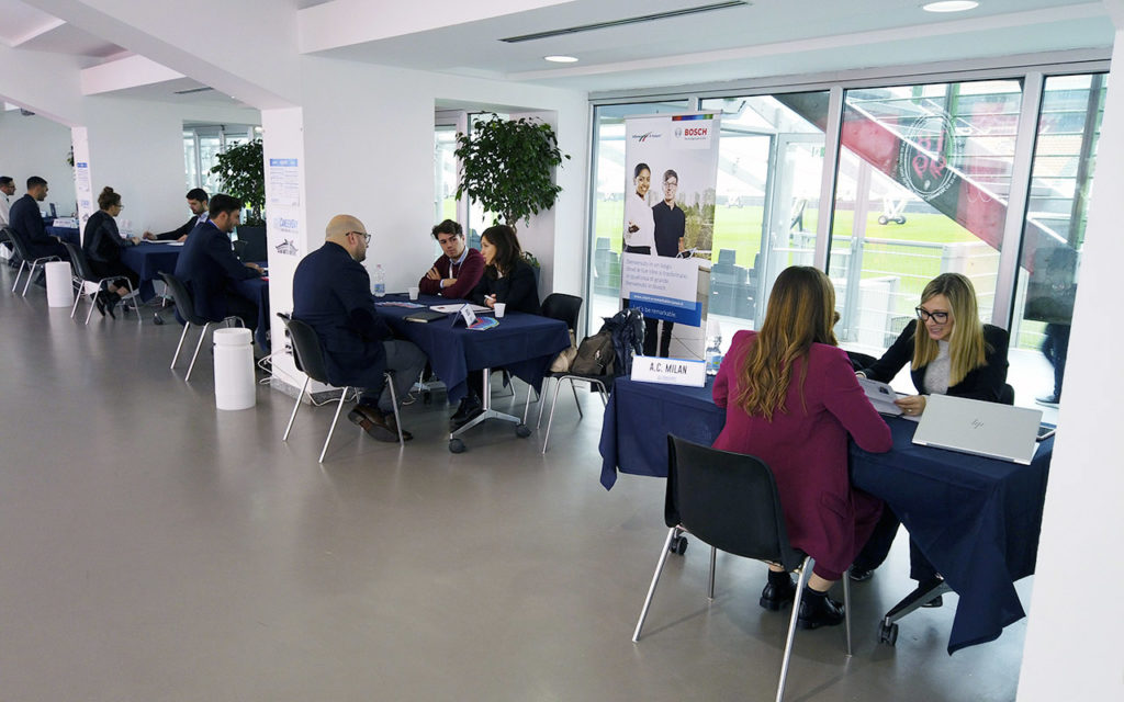 Career Day Master SBS a San Siro